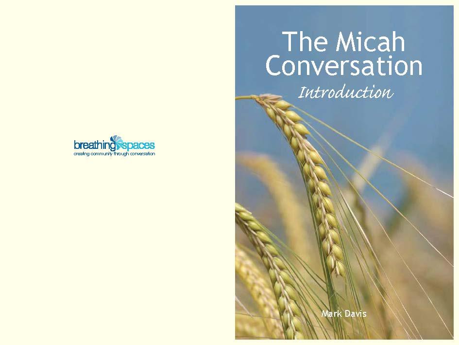 The Micah Conversation